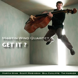 DVD - Martin Wind Quartet