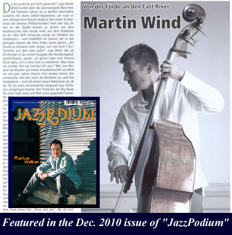 Review - JazzPodium